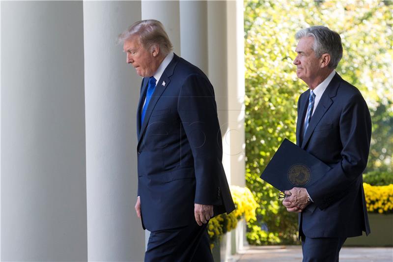 Trump nominirao Powella za čelnika Fed-a