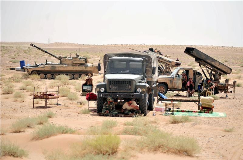 Sirijska vojska zauzela Deir Ezzor od IS-a