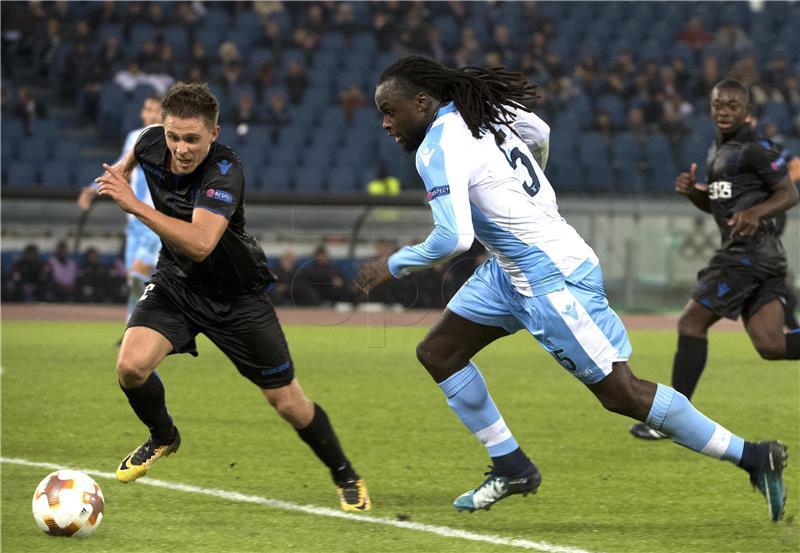 EL Lazio, Zenit, Arsenal i Steaua osigurali prolaz