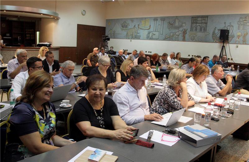 Primorsko-goranska skupština jednoglasno protiv plutajućeg LNG terminala