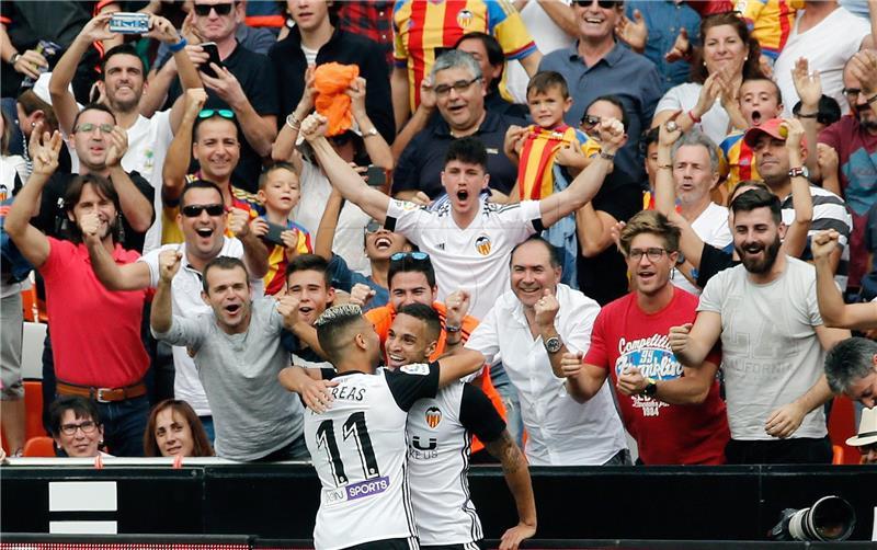 Nova pobjeda Valencije