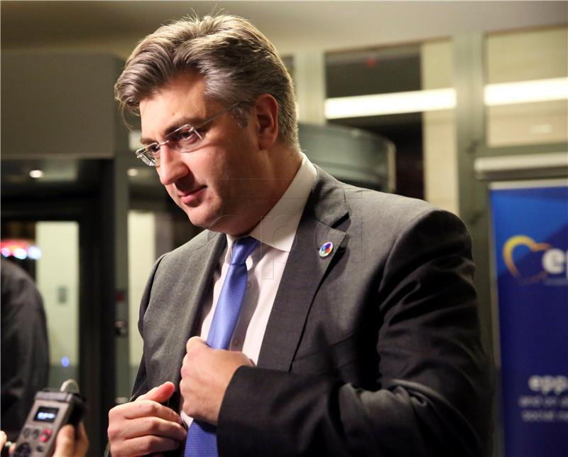 PLENKOVIĆ 'Novi zakon o braniteljima ne predstavlja rizik za proračun'