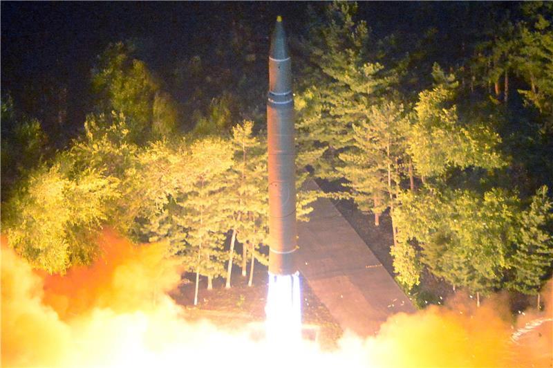 Američki stručnjaci misle da bi Sjeverna Koreja mogla uskoro ispaliti novi projektil