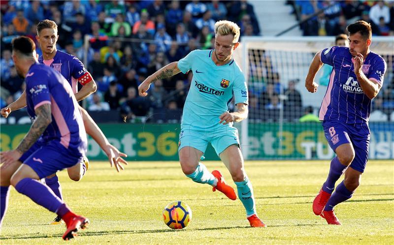 RAKITIĆ 'Barcelona ove sezone ide po sve trofeje'