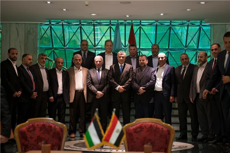 Palestinske frakcije suglasile se održati opće izbore do kraja 2018.