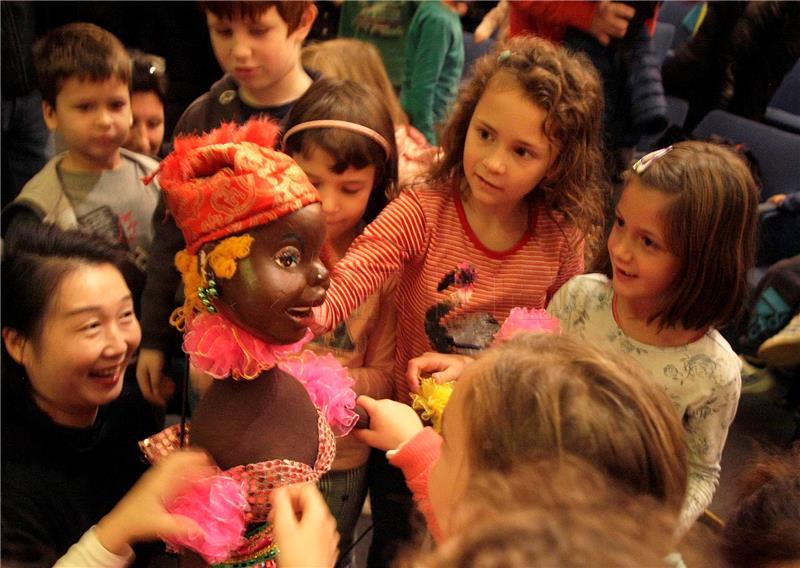 Završila revija lutkarskih kazališta u Rijeci, 'Bijelom jelenu' nagrada publike