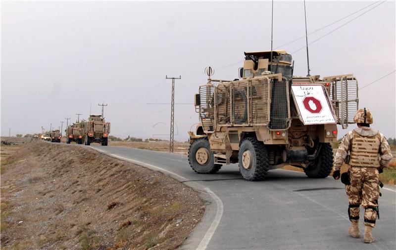 Pojačanje s 3.000 američkih vojnika stiglo u Afganistan