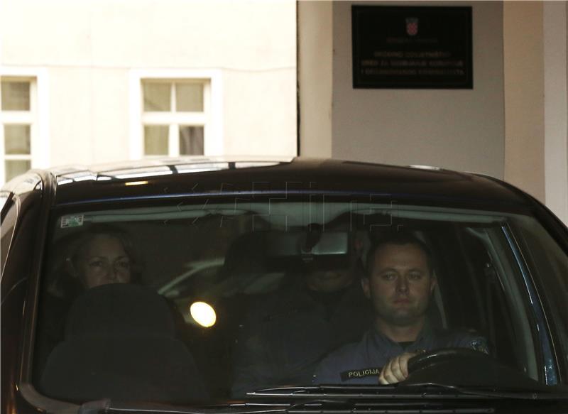 Određen istražni zatvor za sutkinju, stečajnog upravitelja i još dvoje optuženih
