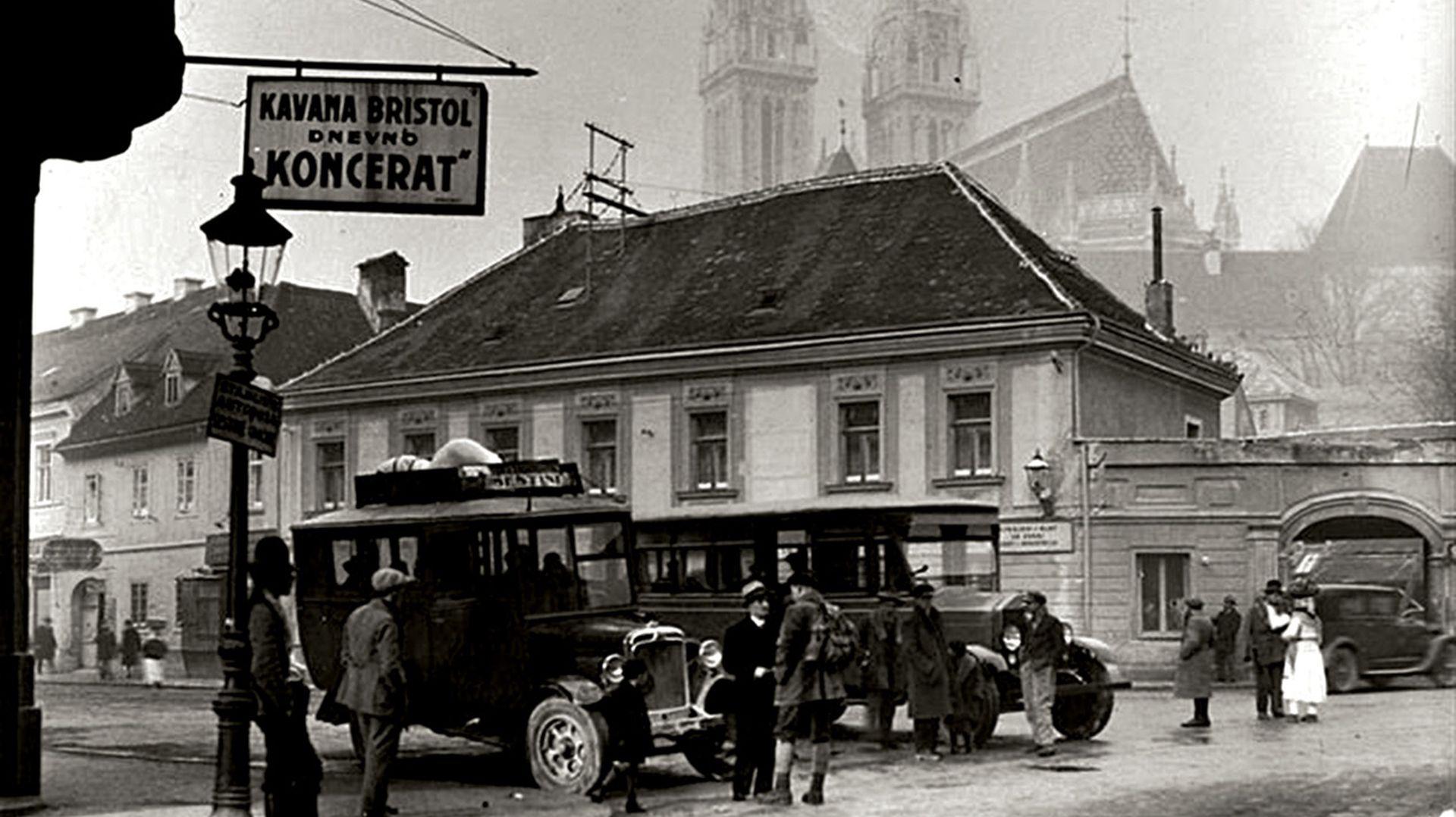 ZAGREB 1920-ih: Grad plesnjaka, jazza, kavana i životne radosti