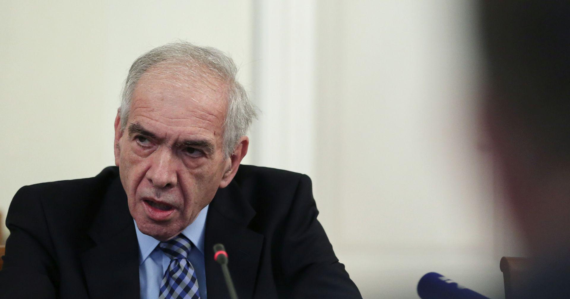 Preminuo bivši guverner HNB-a Željko Rohatinski