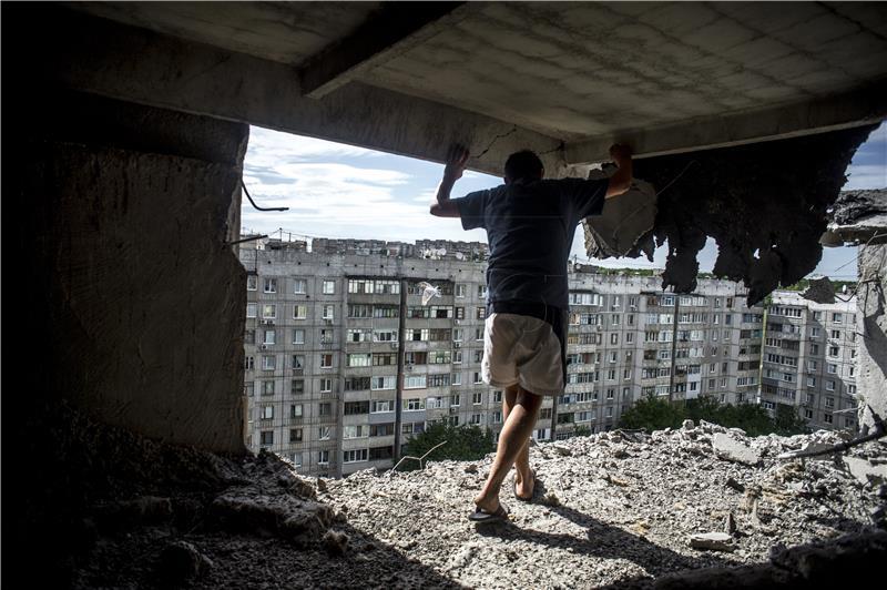 Njemačka i Francuska ne slažu se s Rusijom o razmještanju plavih kaciga u Ukrajini