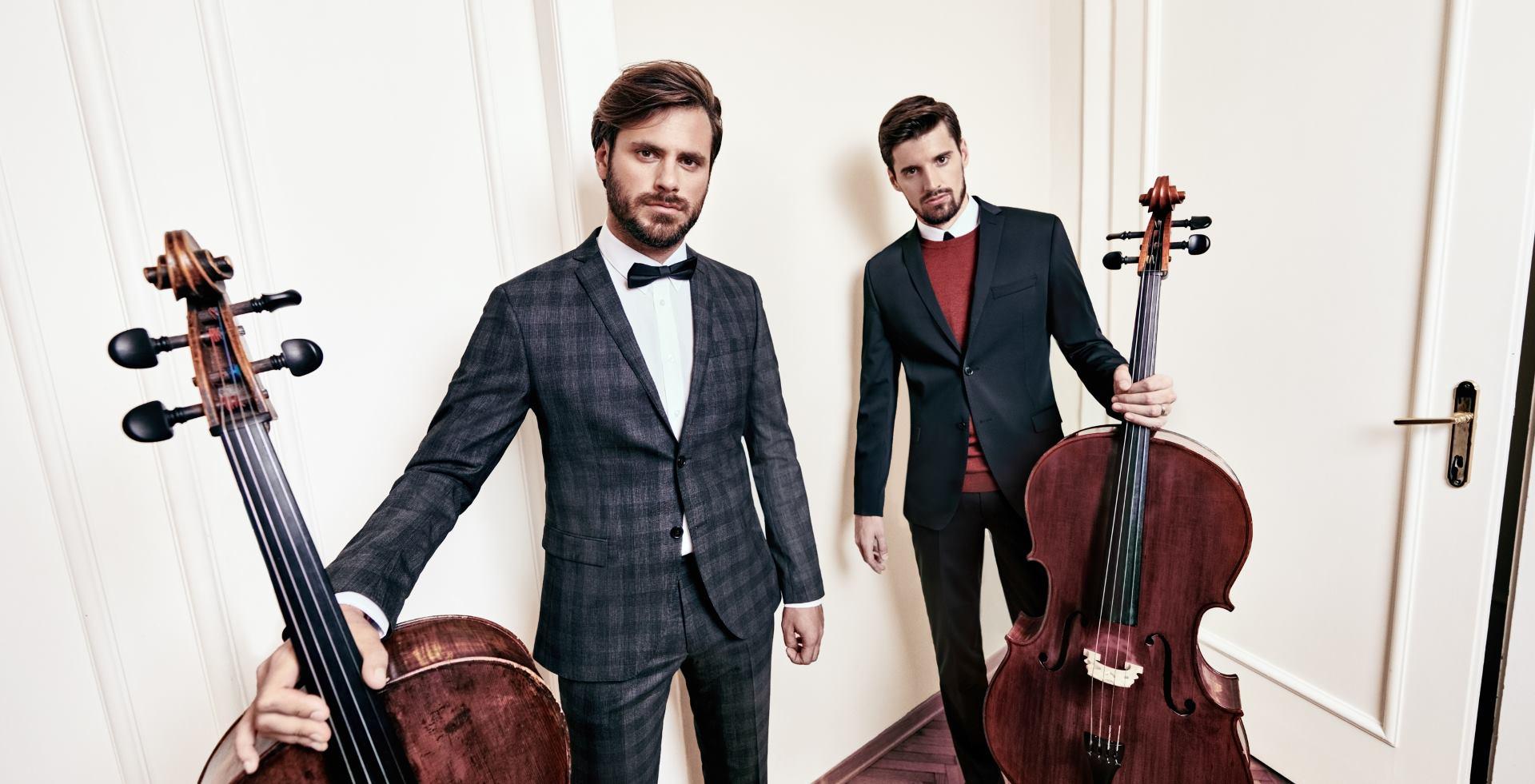 FOTO: S.OLIVER Božićna kampanja s proslavljenim glazbenicima 2Cellos