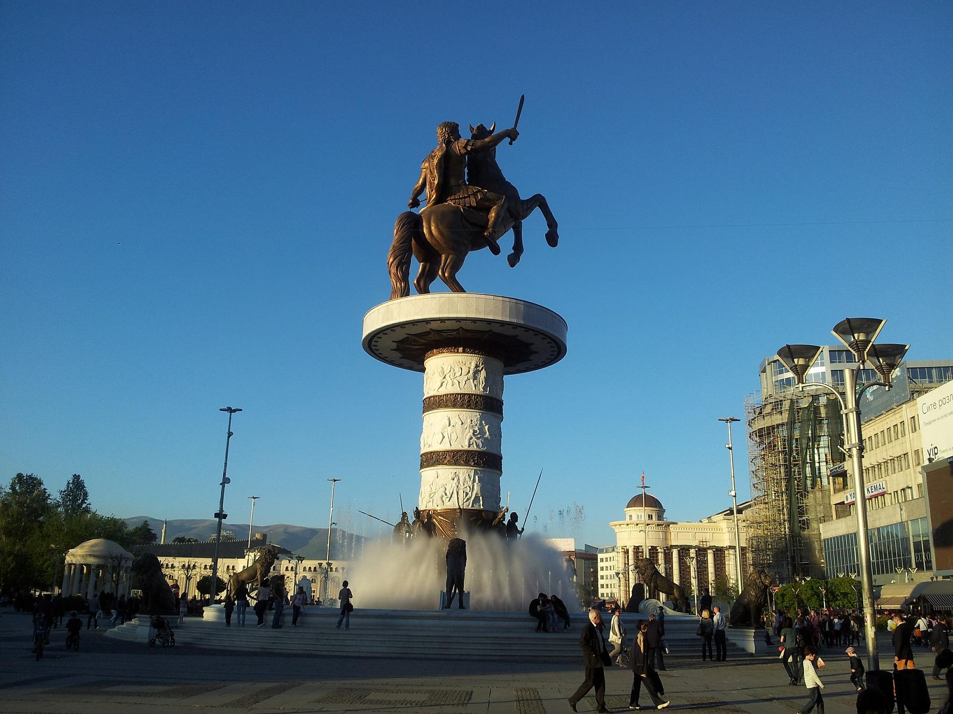 Opljačkano hrvatsko veleposlanstvo u Makedoniji