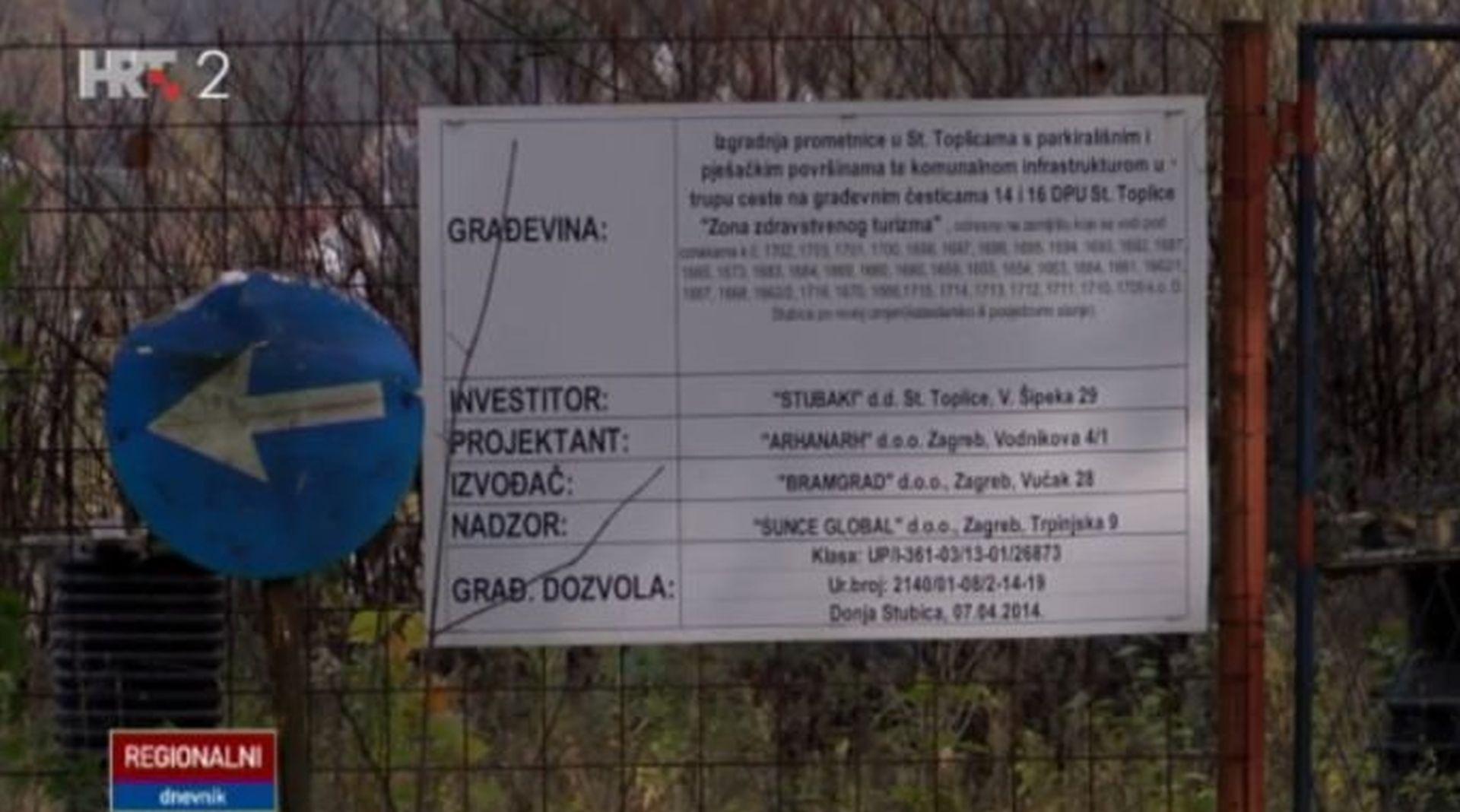 VIDEO: BRZINA Hoće li aneks ugovora pogurati izgradnju hotela u Stubakima?