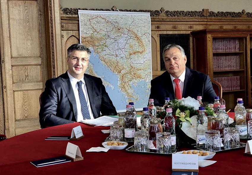 Mađari 'žele pomoći' Hrvatskoj, a izvršili udar na Rafineriju Sisak