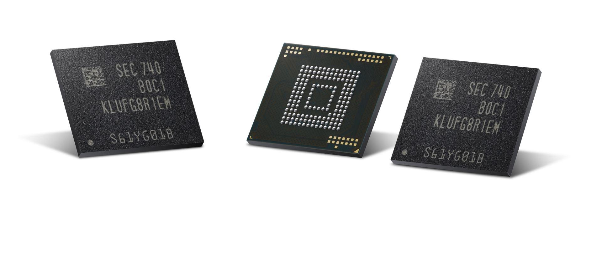 Samsung počeo proizvoditi prvu univerzalnu flash memoriju od 512 GB za mobilne uređaje nove generacije