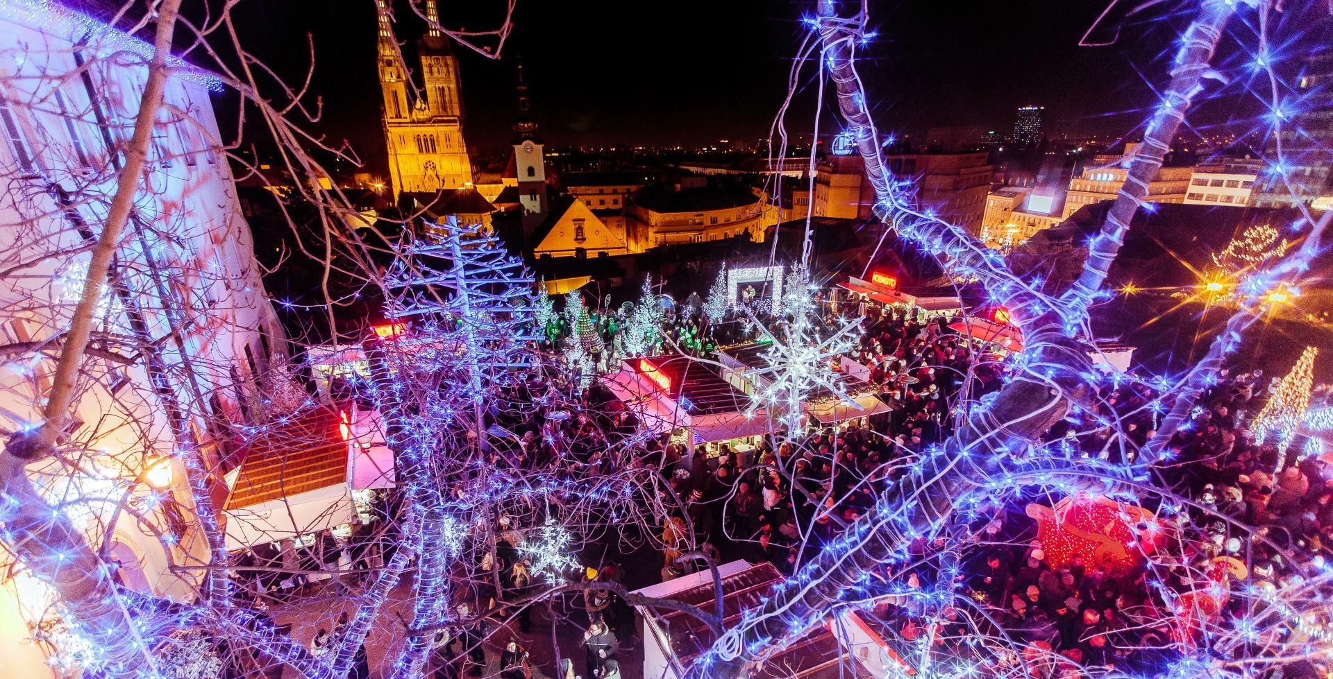 FOTO: Koncertni vikend na Adventu u Klovićevim dvorima
