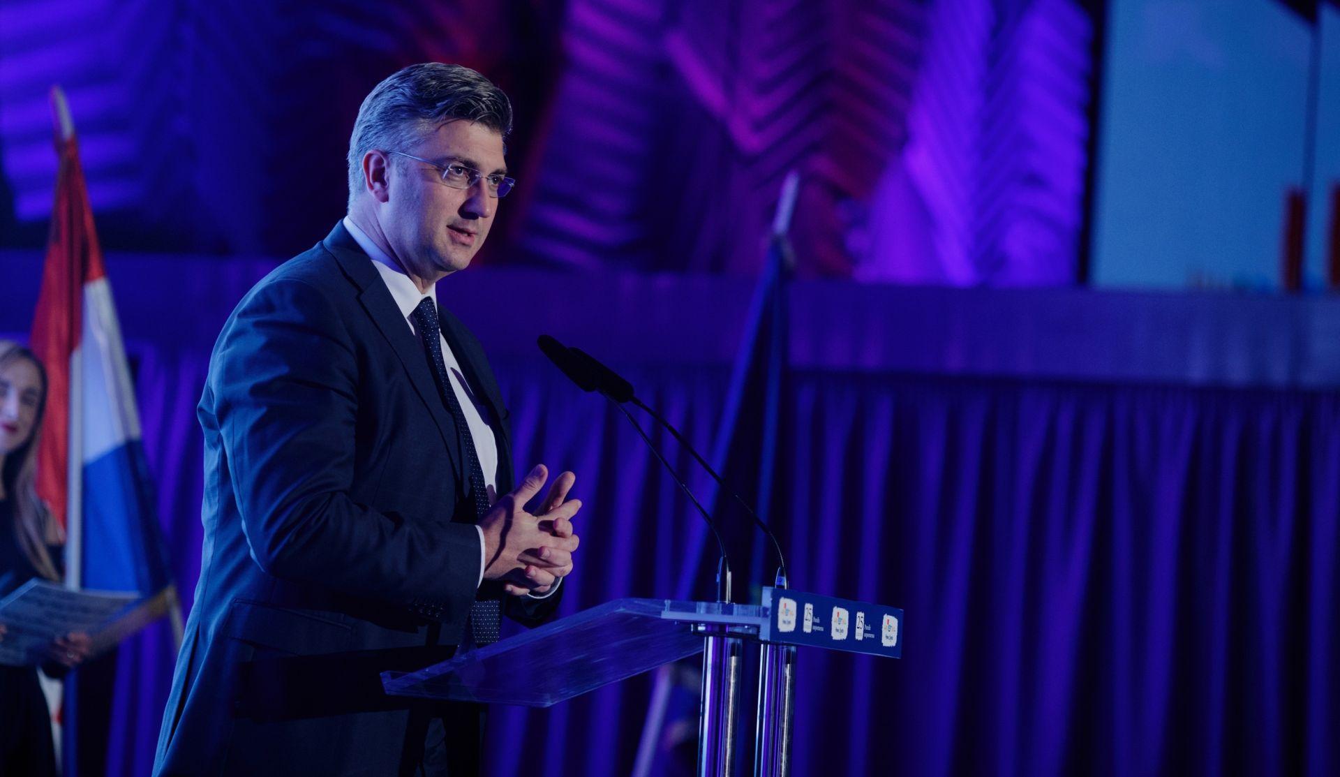 """STRASBOURG Plenković: """"Naše europsko susjedstvo – veliki sigurnosni i politički izazovi"""""""