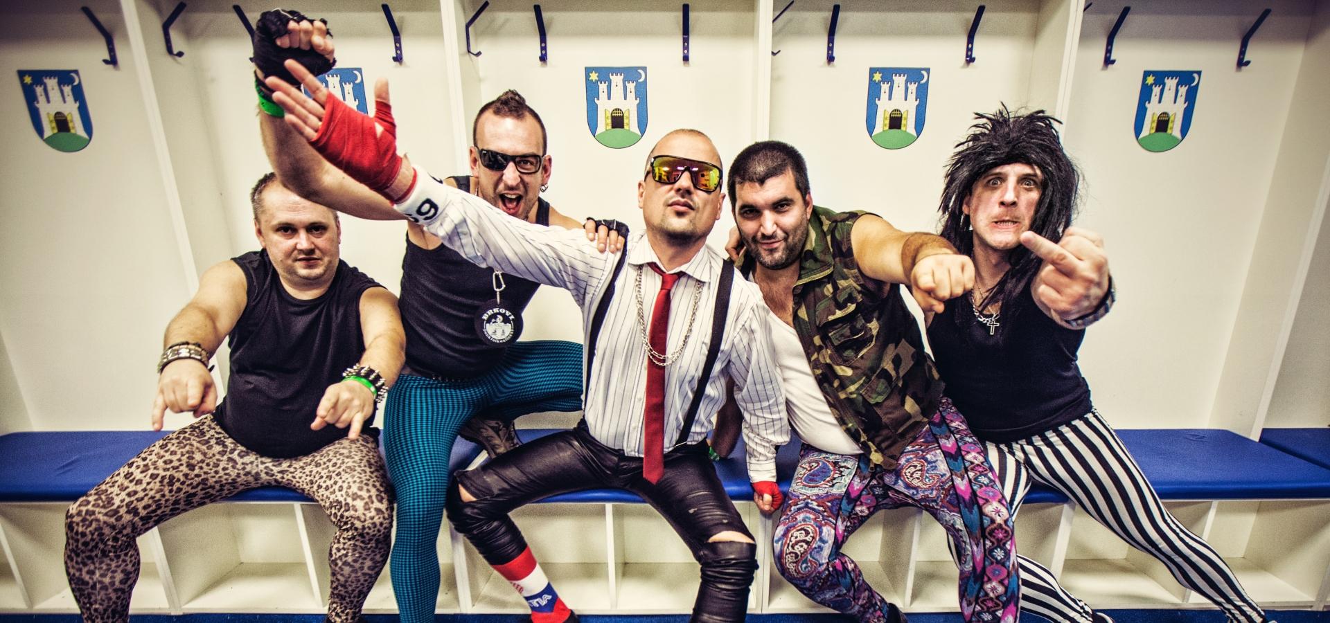 Zagrebačka punk grupa 'Brkovi' sve više svira u susjedstvu