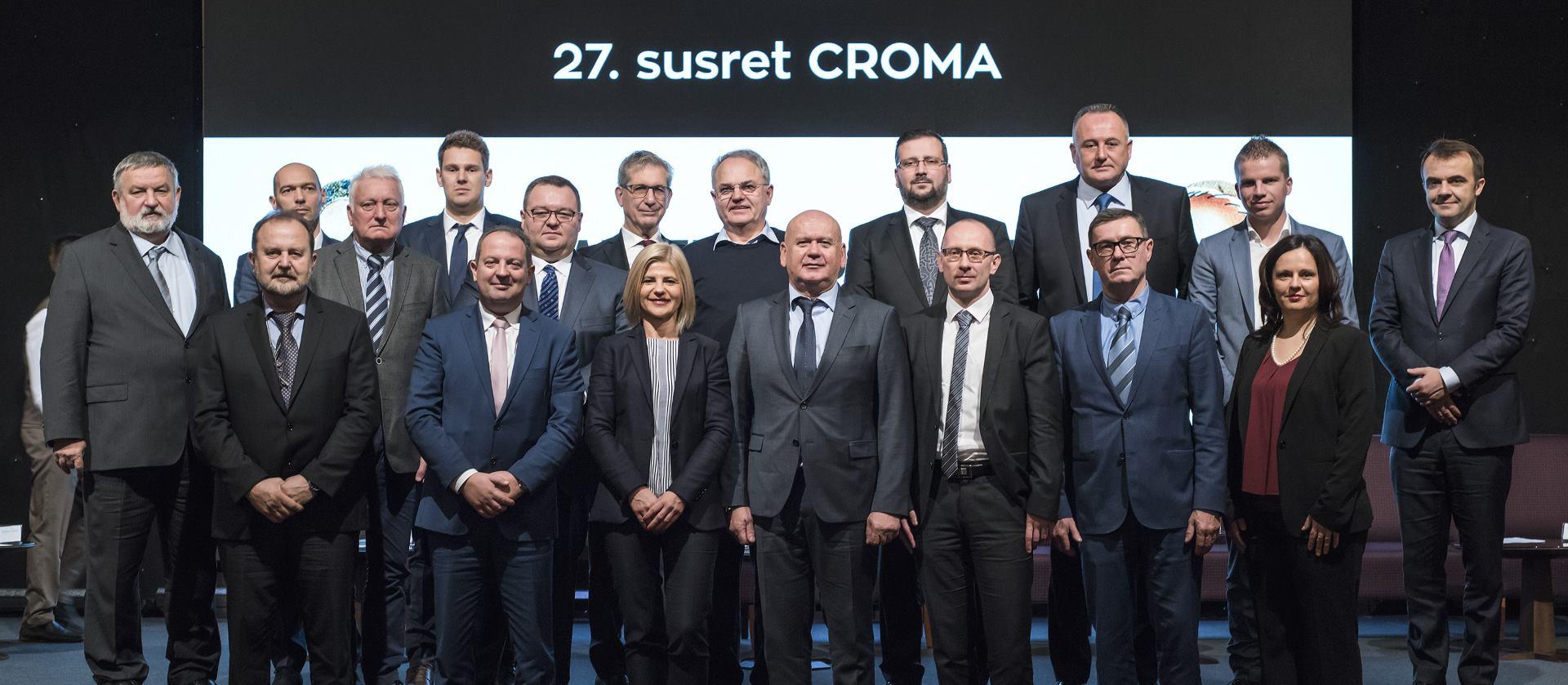 CROMA Menadžeri i poduzetnici 2017. godine