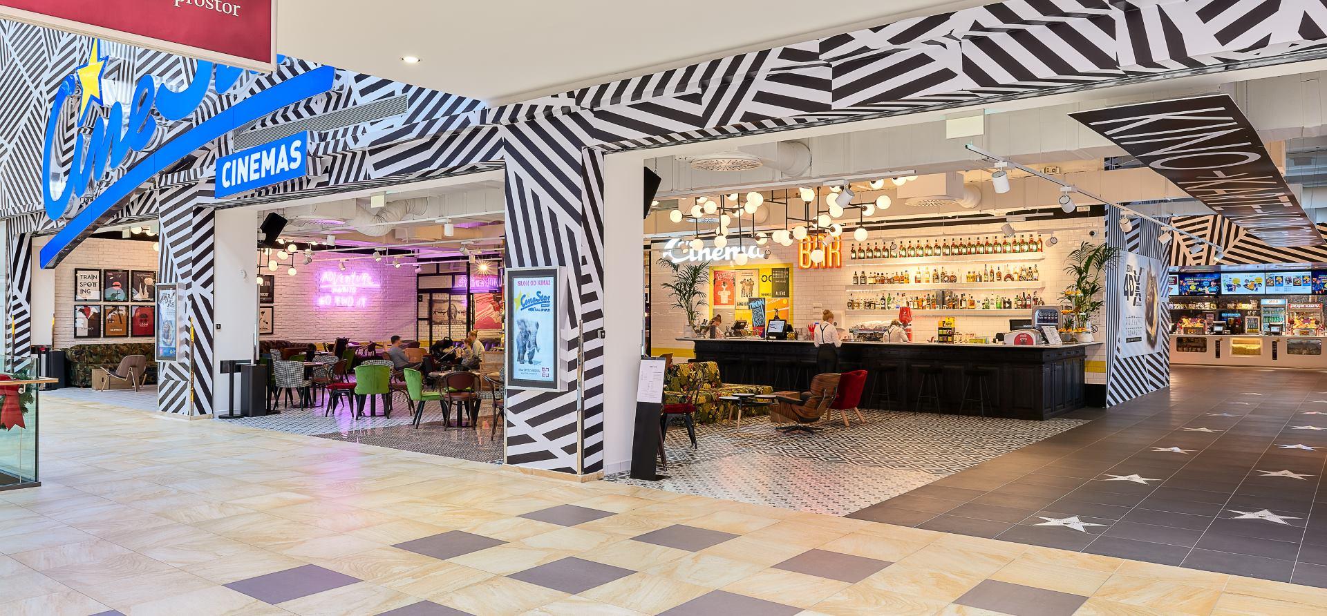 FOTO: Prošećite novim kinom CineStar 4DX™ Mall of Split