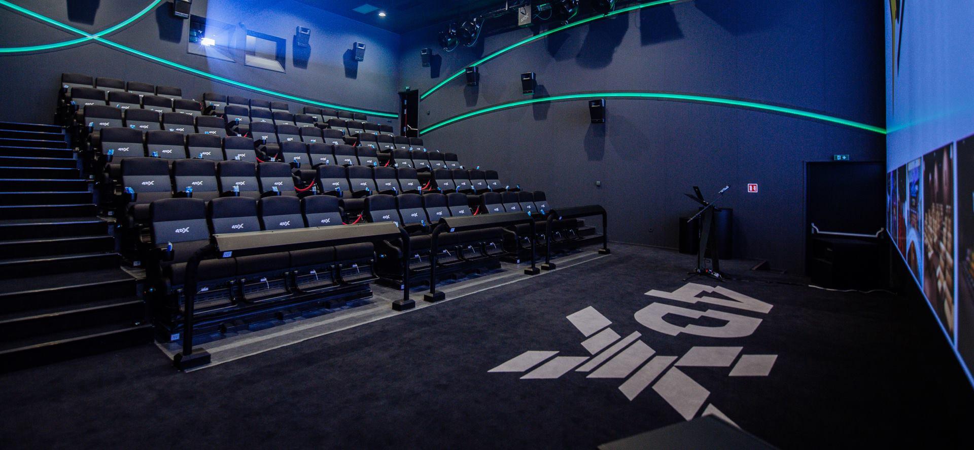 FOTO: Kino CineStar 4DX™ Mall of Split ove subote otvara svoja vrata