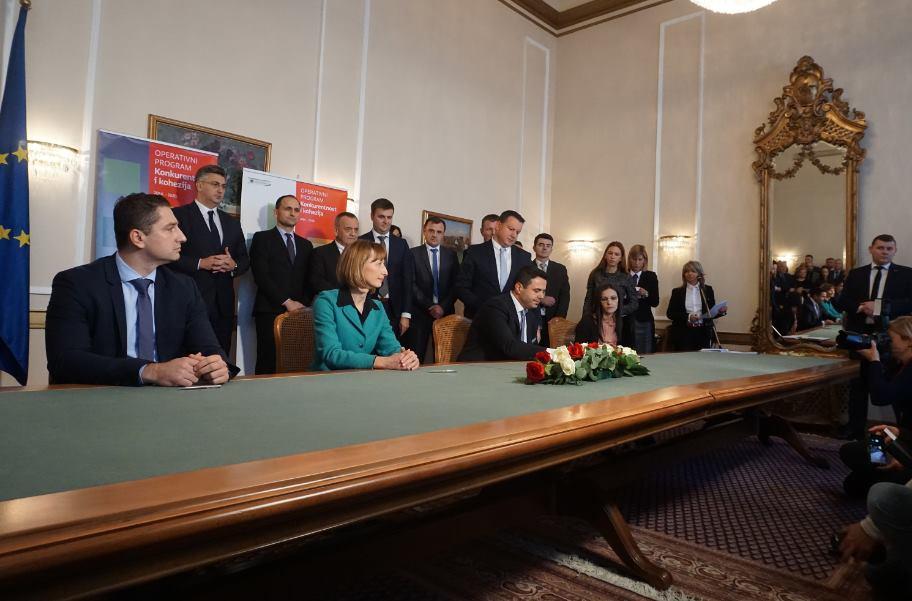 Tvrtka EcoCortec® potpisala ugovor o dodjeli bespovratnih sredstava za projekte financirane iz Europskog fonda