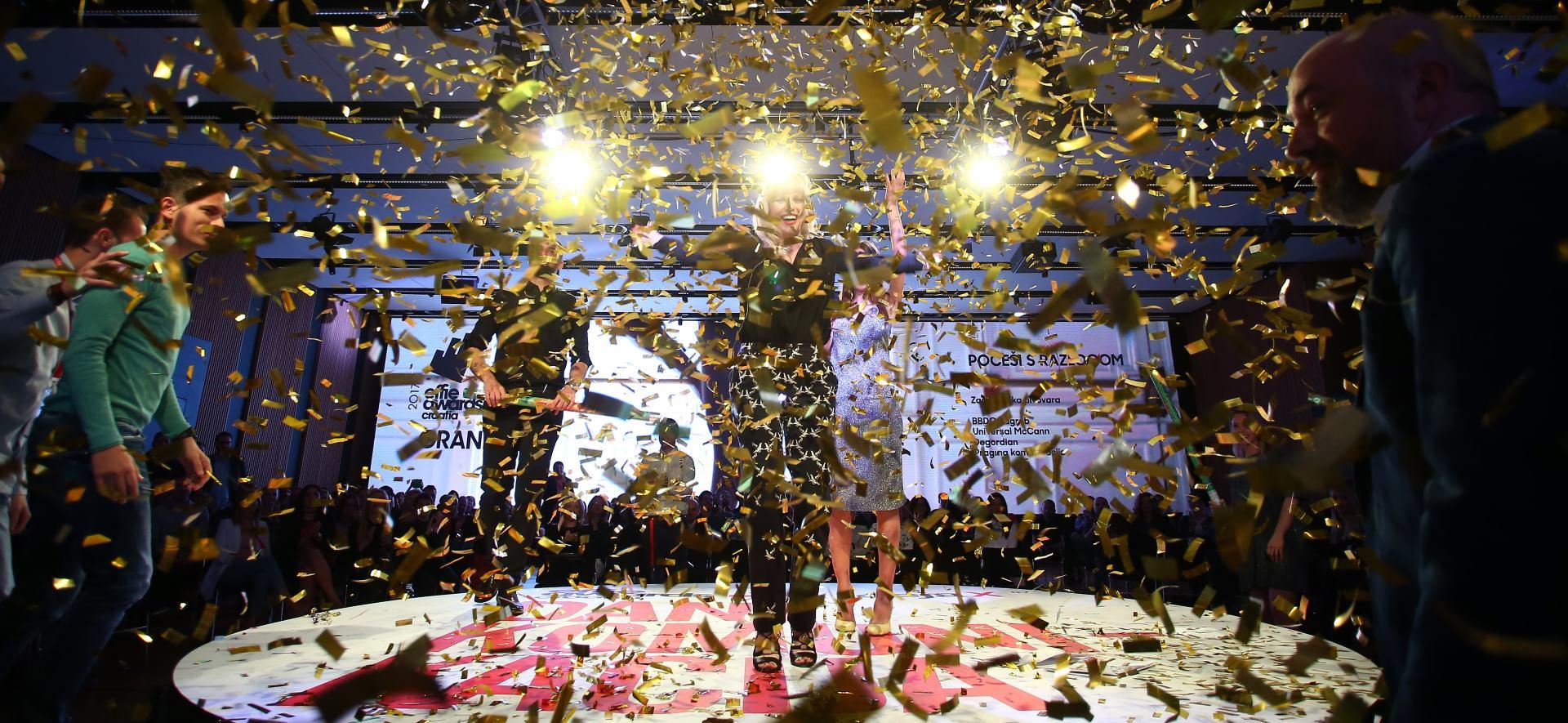 Prijavite se na marketinško natjecanje Effie Croatia 2018.