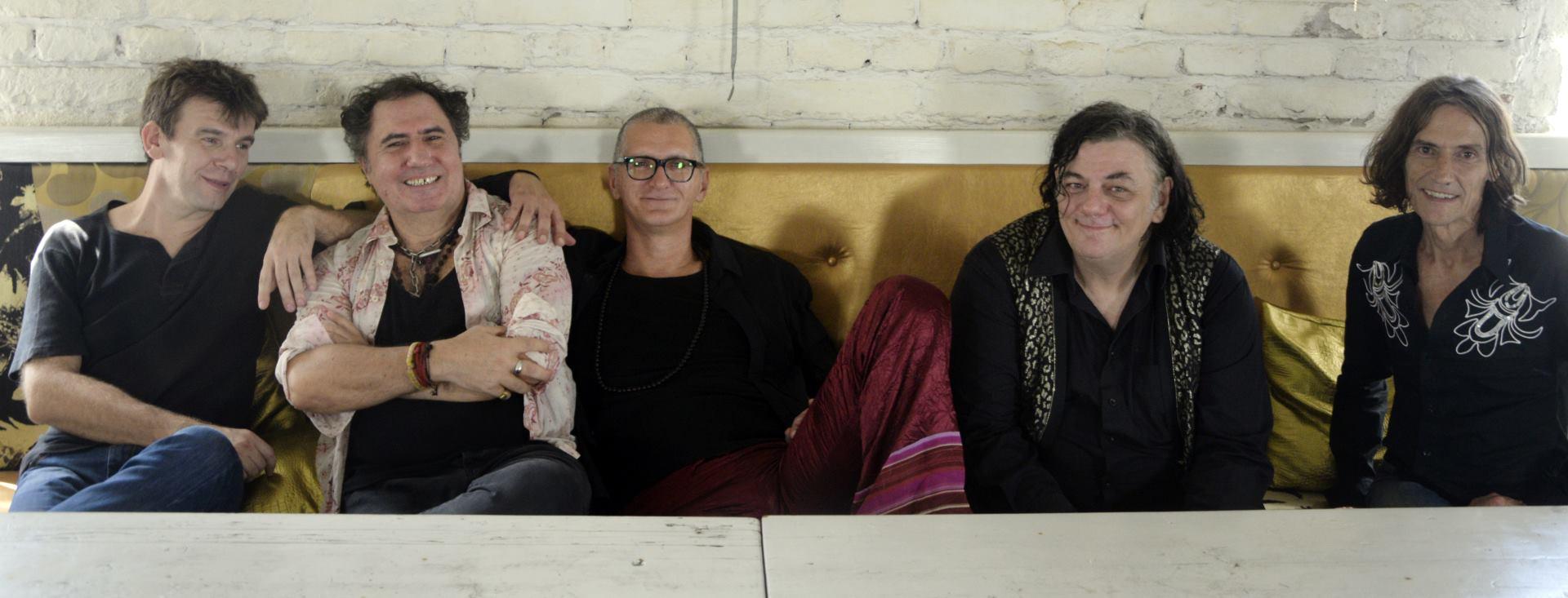 Koncert kultne beogradske rock grupe 'Električni orgazam'