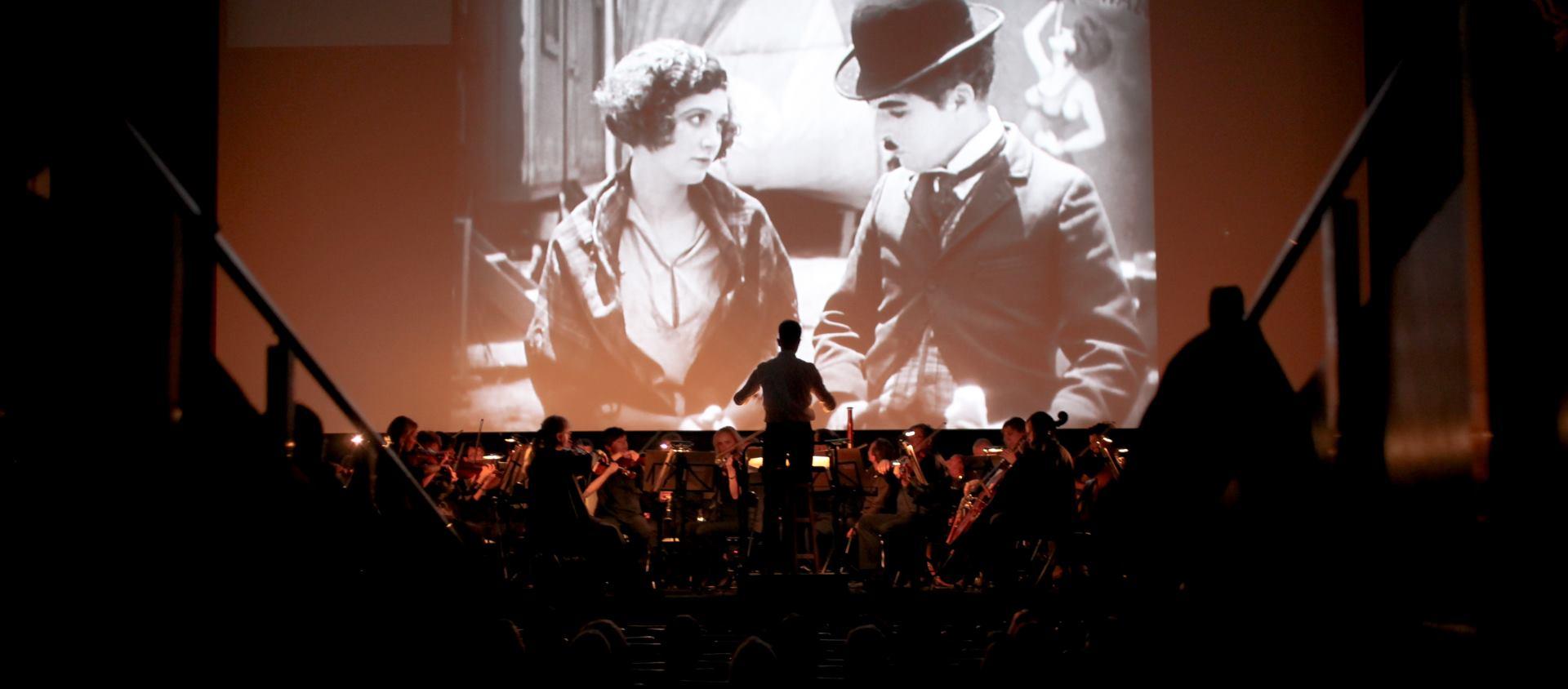 Chaplinov 'Cirkus' uz pratnju Zagrebačke filharmonije