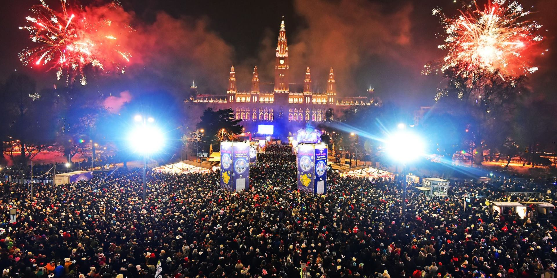 Silvestarska staza u Gradu Beču