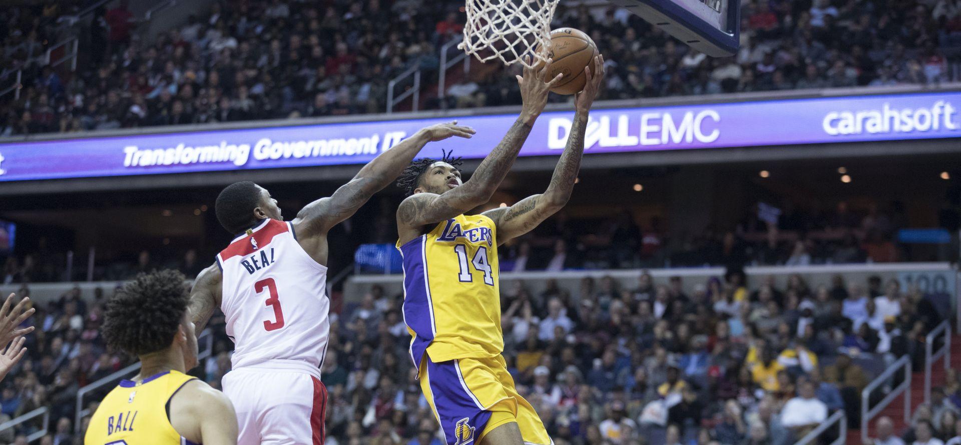 NBA Trica Ingrama za pobjedu Lakersa