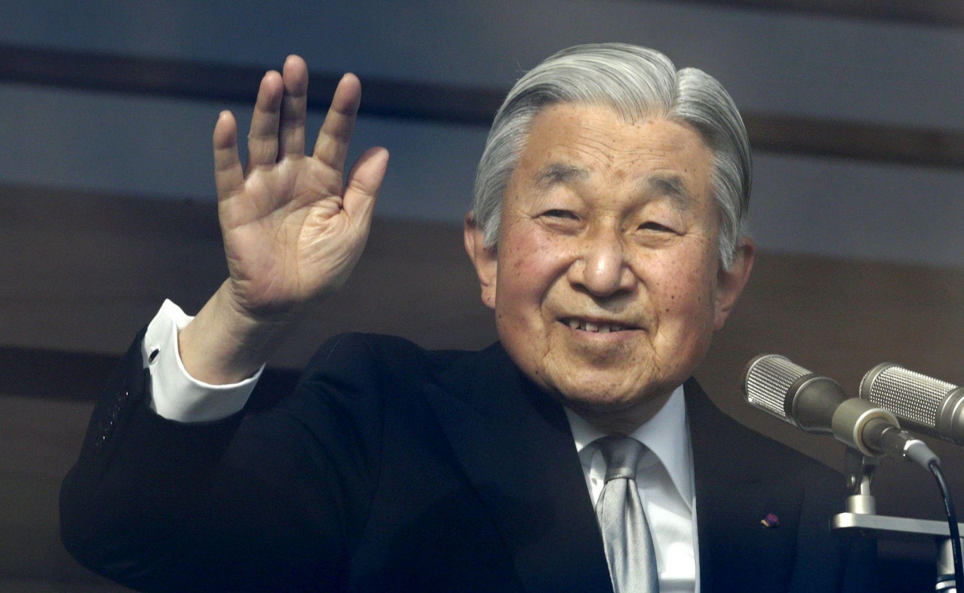Japanski car abdicirat će 30. travnja 2019.