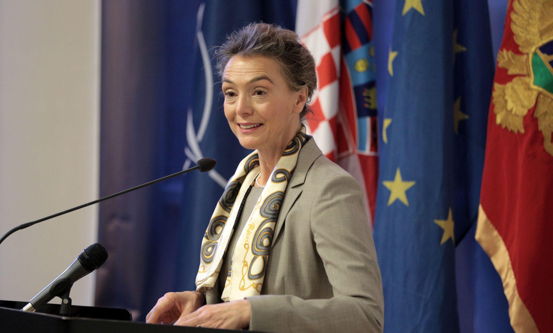 Marija Pejčinović Burić na čelu Vijeća Europe