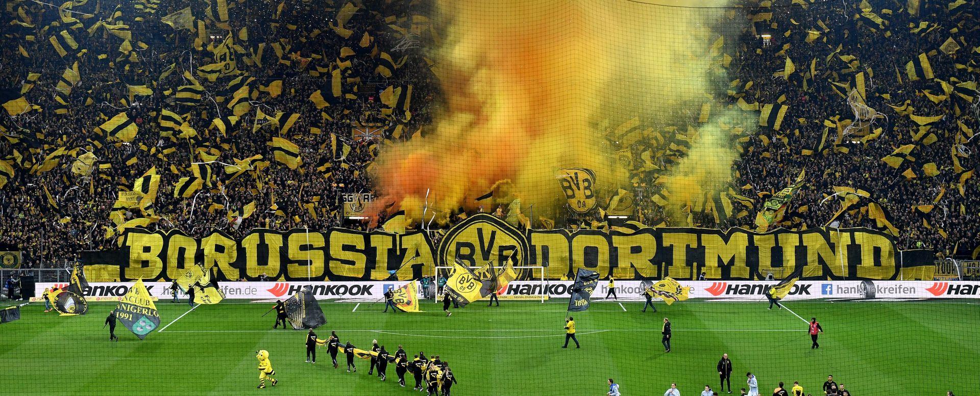 Njemačka: Borussia D. – Eintracht F. 3-2