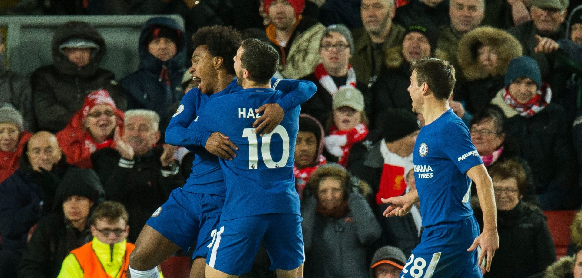 PREMIERLIGA Slavlje Chelseaja uz gol i dvije asistencije Williana