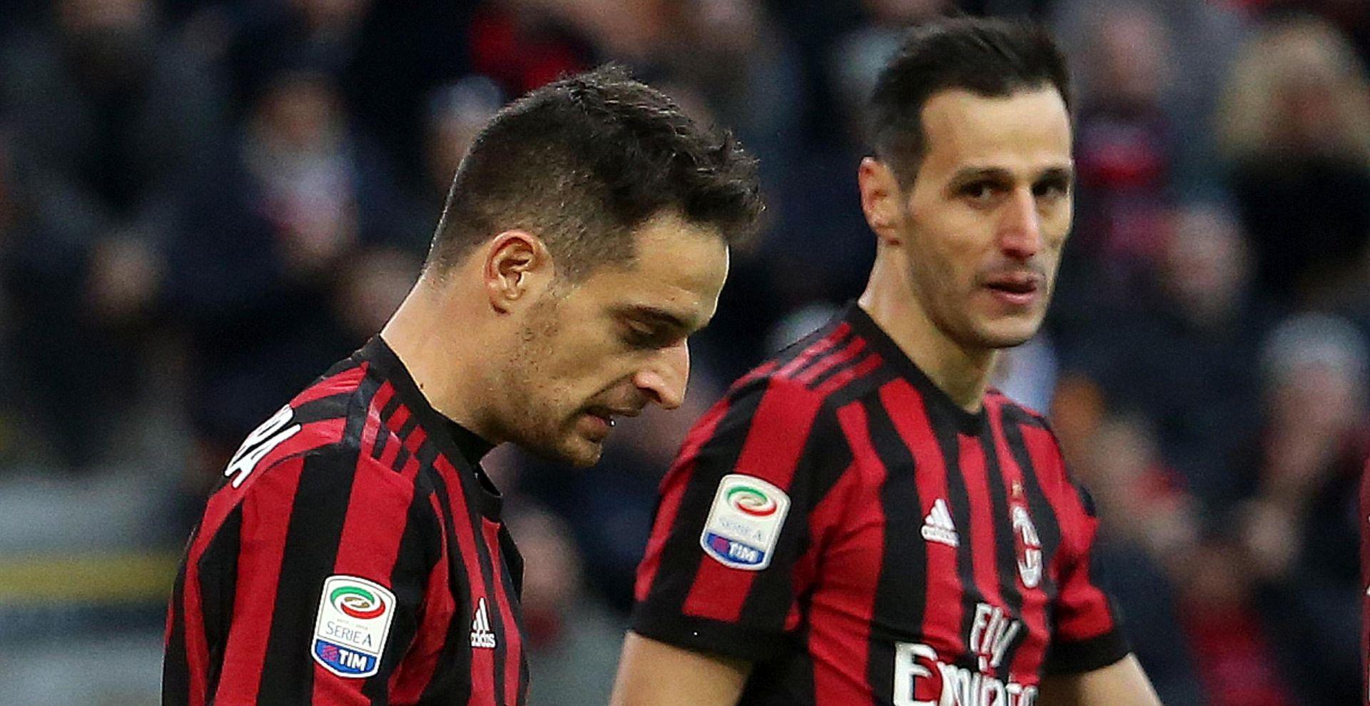 Milan pred izbacivanjem iz Europe?