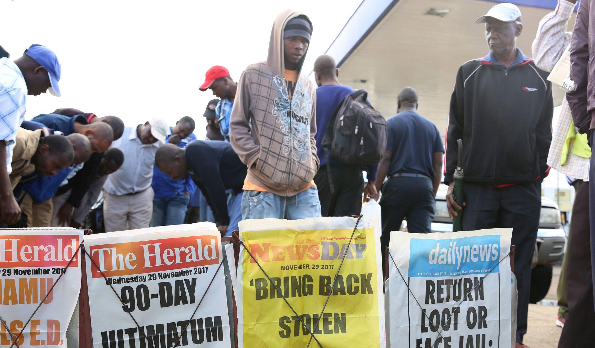 ZIMBABVE Vojnici dobili ključne položaje u vladi