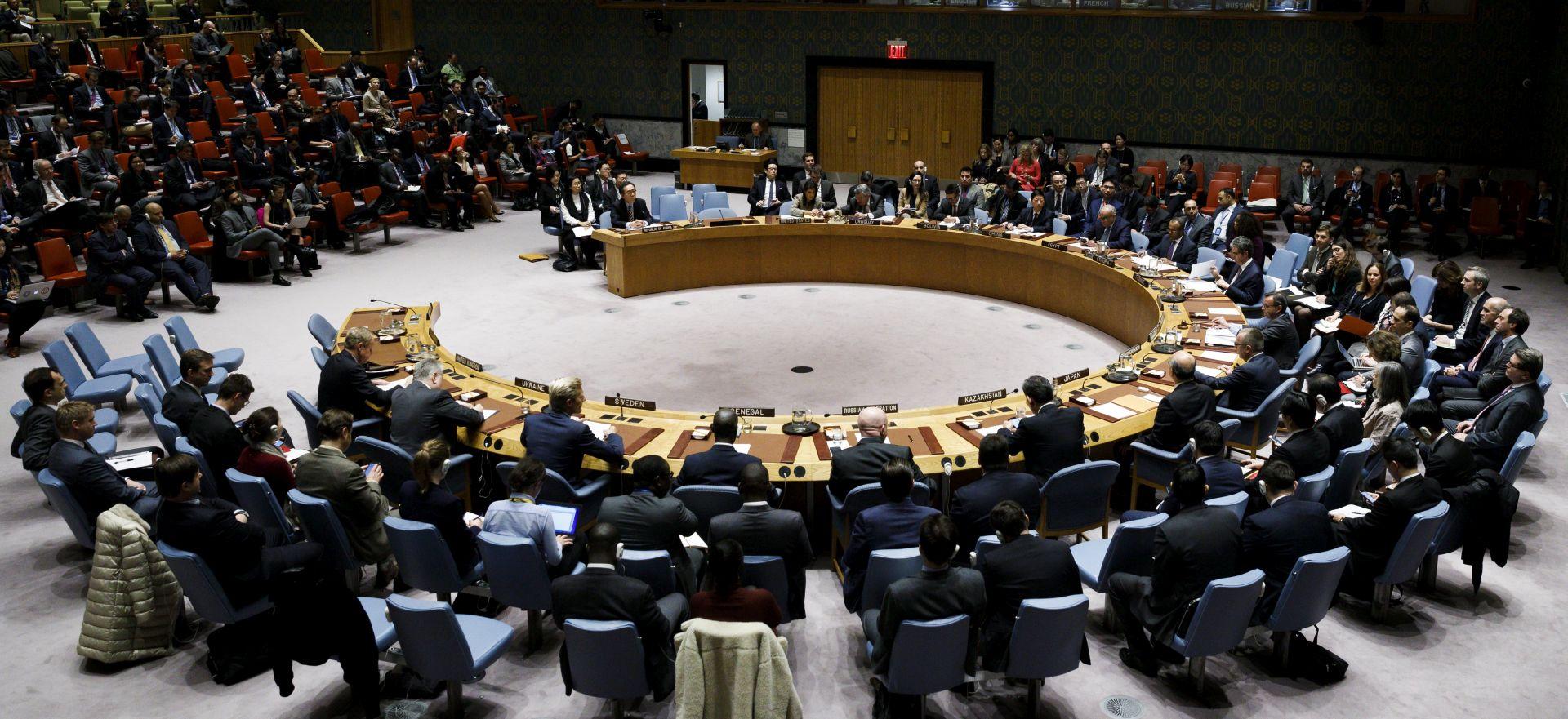 Izrael se povukao iz utrke za UN-ovo Vijeće sigurnosti