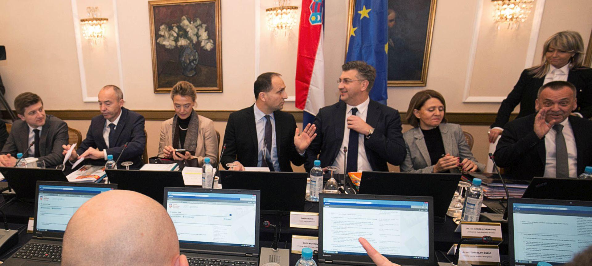 Vlada donijela odluke za razvoj Osijeka i Osječko-baranjske županije