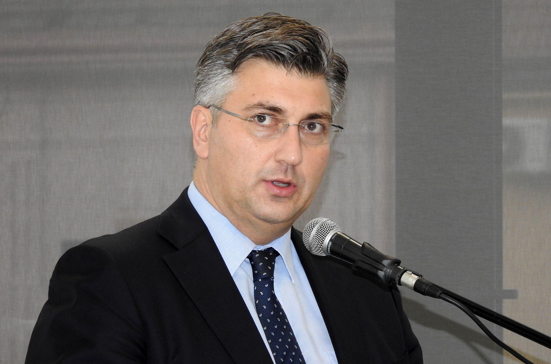 Sućut premijera Plenkovića obitelji Predraga Lucića