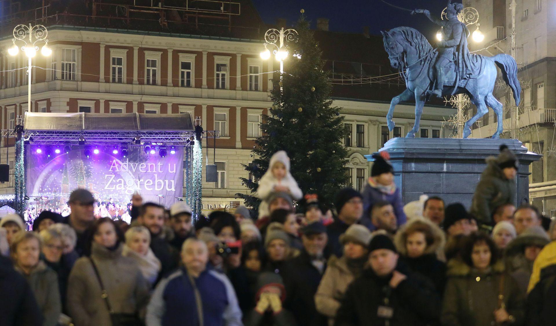 Zbog koncerta 'Želim život' tramvaji večeras ne voze preko Trga