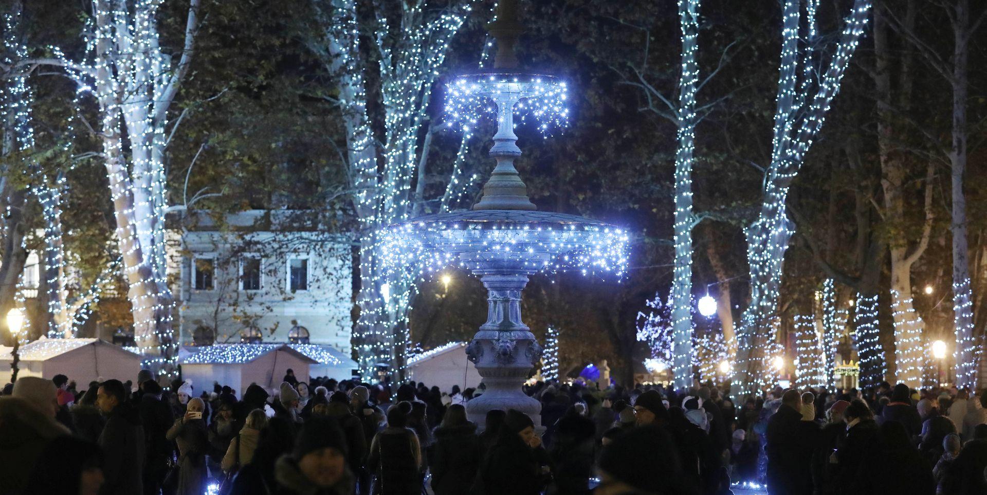 Policija spremno dočekuje Advent u Zagrebu