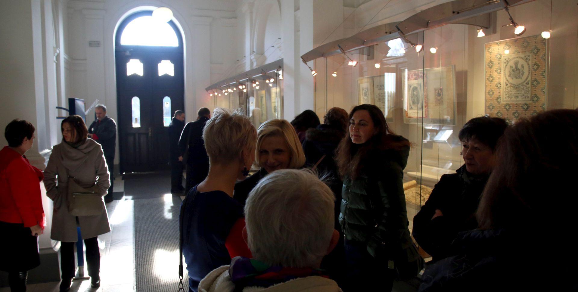 Svečano otvoren Tjedan otvorenih vrata zagrebačke Gradske knjižnice