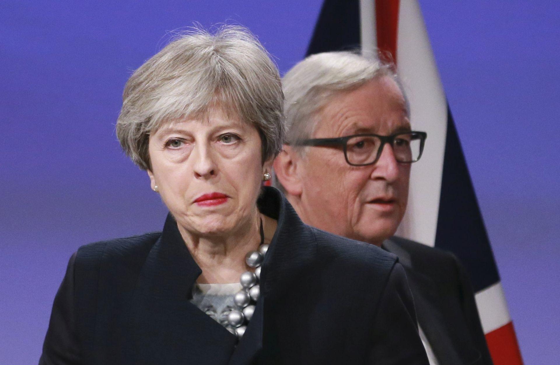"""JUNCKER """"Britanija će kad-tad požaliti Brexit"""""""