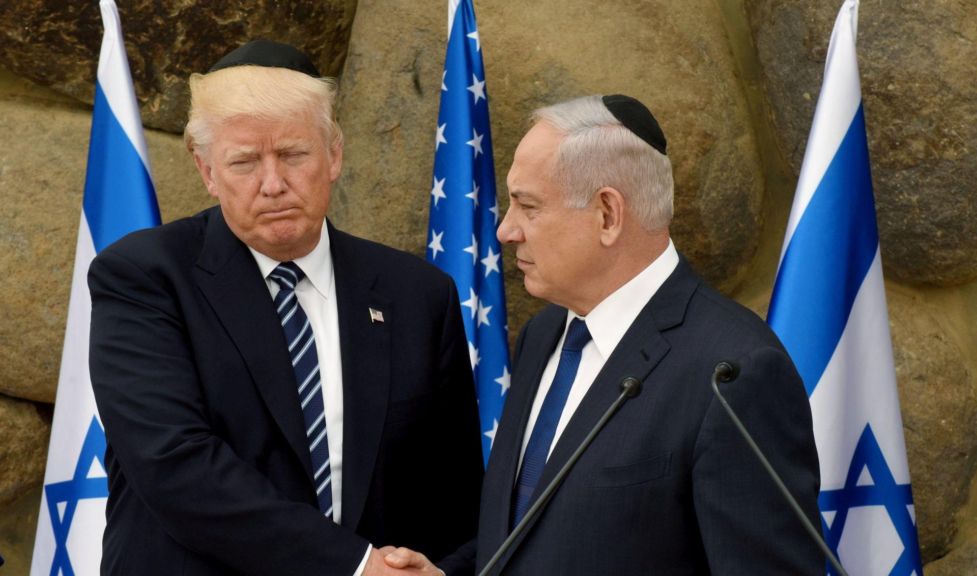 Netanyahu očekuje da će EU slijediti Trumpov primjer oko Jeruzalema