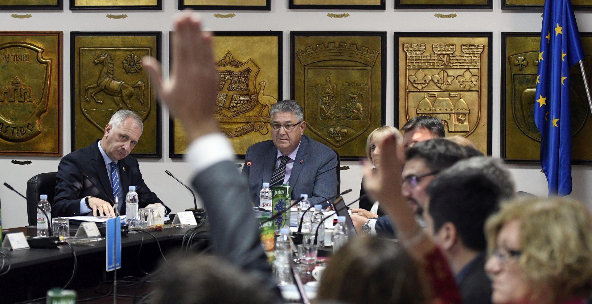 Splitsko Gradsko vijeće usvojilo proračun za 2018.