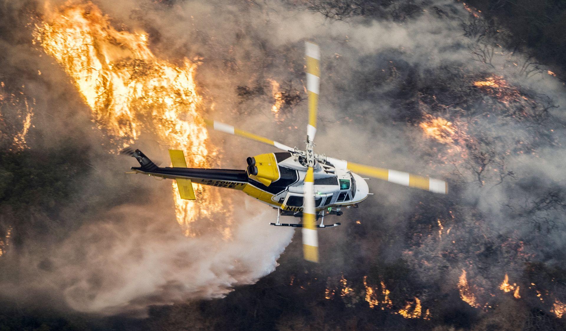 KALIFORNIJA Katastrofalni požari i dalje nisu pod kontrolom