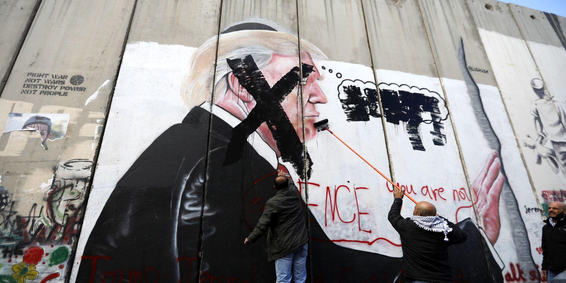 Trumpova odluka o priznanju Izraela 'zapalila' Bliski Istok