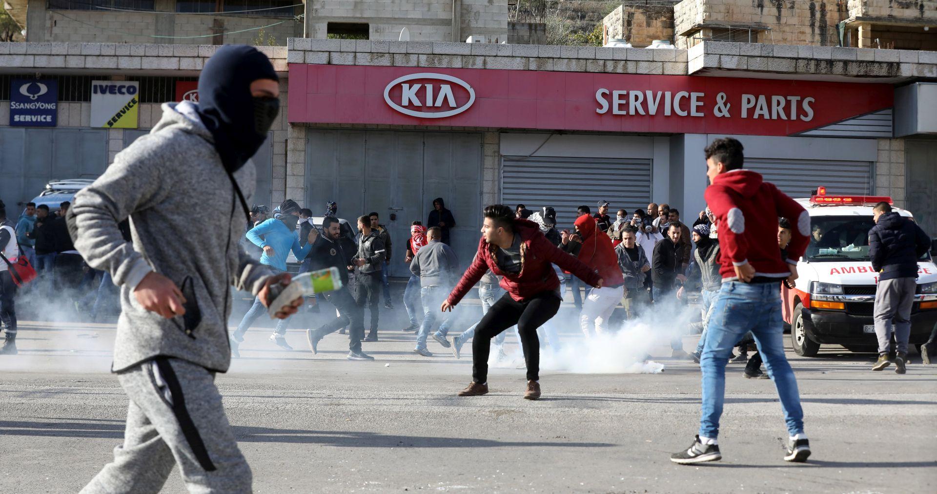 STRAH OD ESKALACIJE SUKOBA Hamas pozvao na novu intifadu